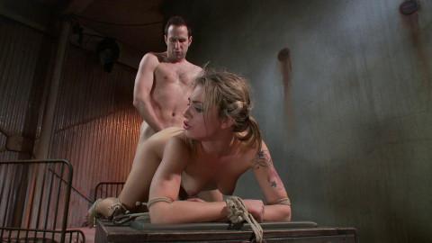 Rope Slut, Ass Fucked(Bailey Blue, Maestro)