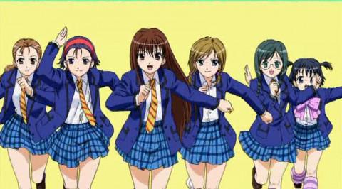 Joshikousei: Girl`s High Ep. 12