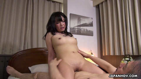 Marina Aoyama - Suck and fuck a disgruntled client (2021)