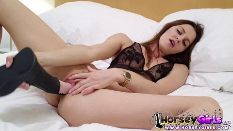 HorseyGirls - Scene 4 - Jennifer - HD 720p
