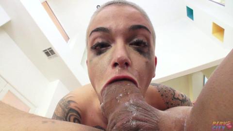 Deep Throat Princess Leigh Raven