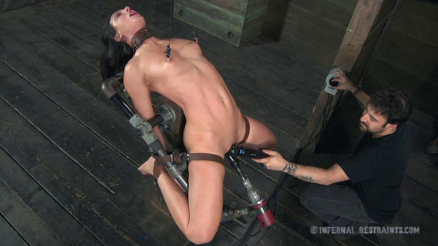 Cyd Black that she loves having her pussy played with so much that it makes