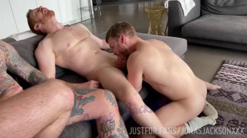 Jonas Jackson Foursome 720p