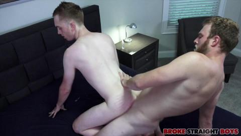 BrokeStraightBoys - Benjamin Dover and Ethan Erickson