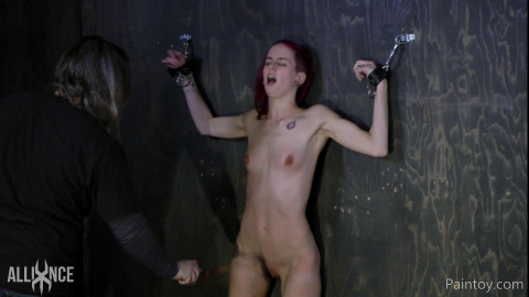 Paintoy - Eris May Back for BDSM 5