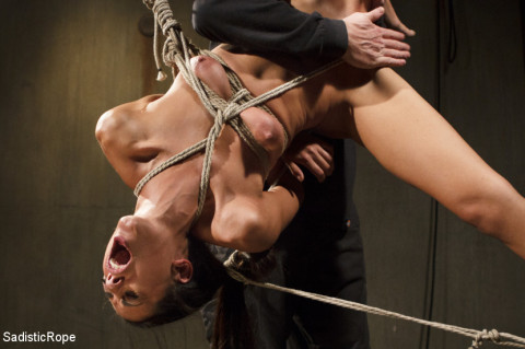 Totally Immobilized and Helpless