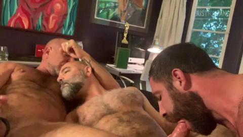 Adam Russo, Jake Nicola & Jack Dyer Parts 1-2 (540P)