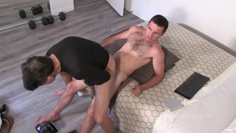 Militaryclassified Collin8 anal