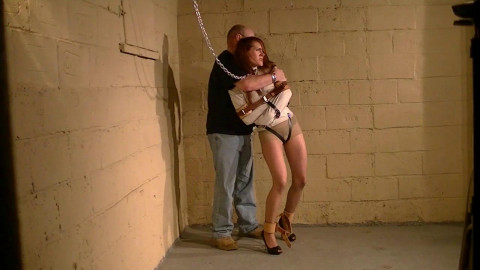 Madalynn Raye Straitjacket Captivity