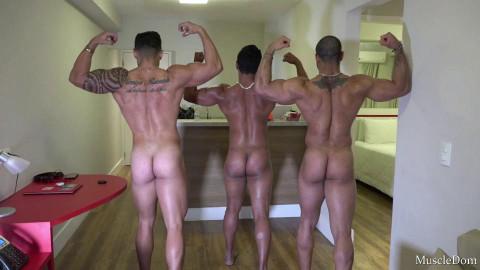 Mike, Ruben and Edgar