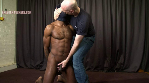 Made to crawl on his knees whilst nude for Joseph