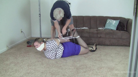 Pearl Rose - Neck Tied and Humiliated
