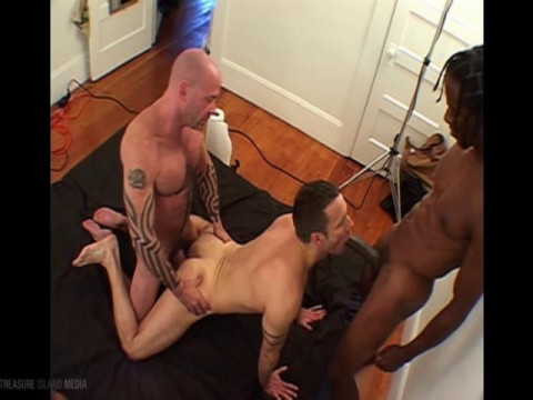 All-Stars In Gangbang Party