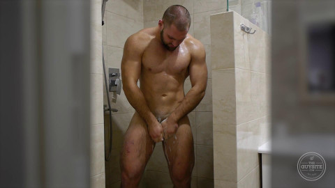 Nickolai - Big Naked Man From Russia