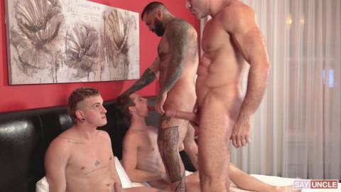 Markus Kage , Harvey Sid , Manuel Skye , Benjamin Blue - Teach Them Both