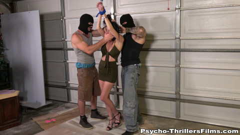 Psycho-Thrillers - Dava Foxx - Neighborhood Watch Vol 3