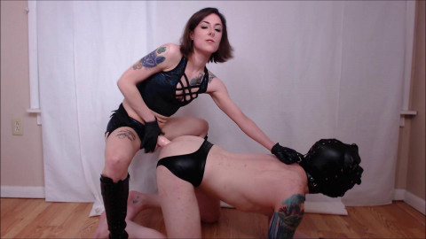 The Goddess Eris - Pounding My Slave Balls Deep - HD 720p