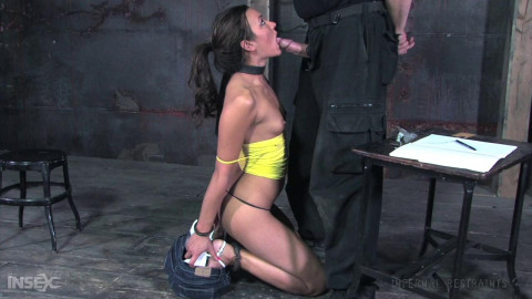 Petite Crissy Moon Bounded & Dominated