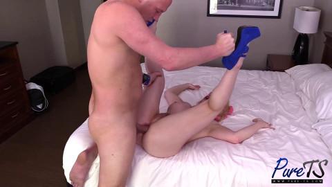 Big Booty Newbie Gets Jizzy Gets Creampied