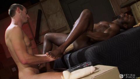 Warehouse Fists, Scene 4