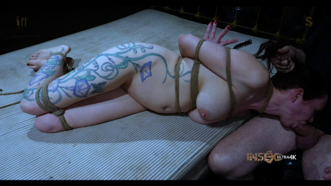 Bondage, castigation and domination for hawt sexually excited wench part 1 HD 1080p