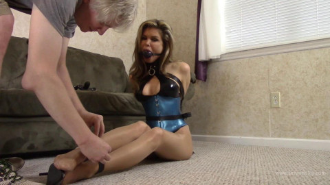 Candle Boxx - Latex, Leather, Large Gags