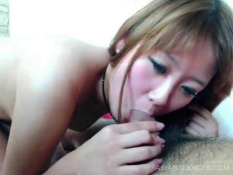 Intimate sex movie scenes with hawt hawt oriental girlfriends