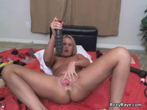 Roxy Raye-Interactive Camshow Replay Clip 2