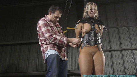 The Rights Activist Turns His Attention Towards Adara - The Harness - Part 1