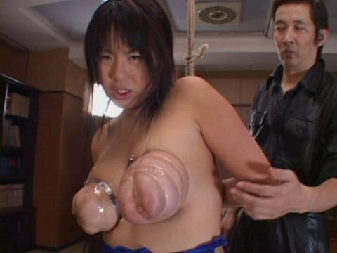 Gravure Model Rin Aoki And Her Enormous Bovine Udders