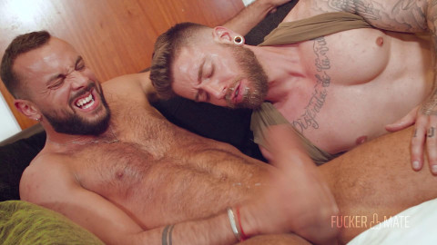 Sir Peter and Rico Vega - Personal stripped tutor