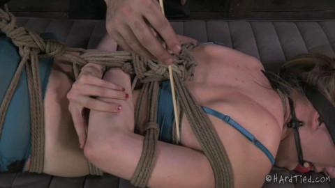 Hardtied Extreme Rope Bondage video 59