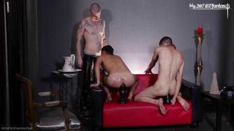 AJ Alexander, David Luca, James Oakleigh Part 1