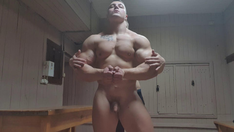 Armando TBF worshipped by his ally & Jerking off