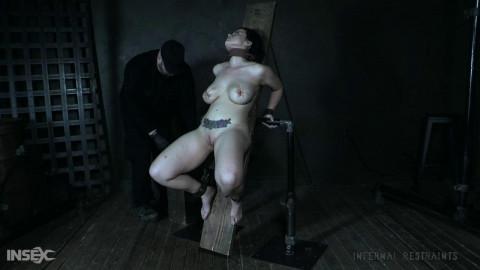 Busty Nadia White Punished & Corrected