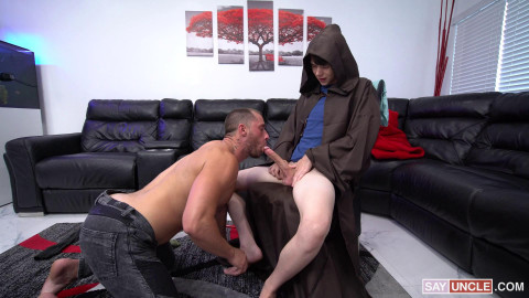 FamilyDick - The  Is Strong With This One