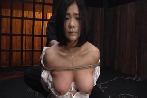 Jan. 17,2016 GTJ-050 Rope Arousing A Beautiful, Big Titted Masochist S&M Torture Starring