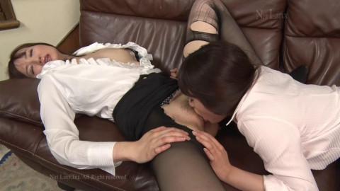 Tokyo Hot Lesbian Joy & Fun Play Special - part 1
