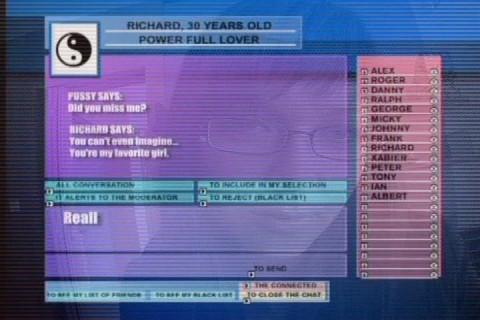 Horny Secretary Flirts Online In Office