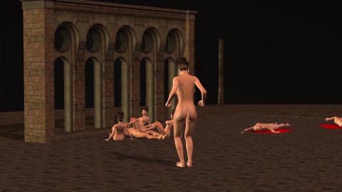 3D Fantasy & Fetish Chapter One - Vengeful Seductions