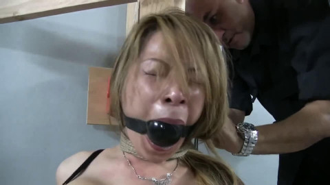 Tight tying, domination and strappado for 2 hawt models Full HD 1080p