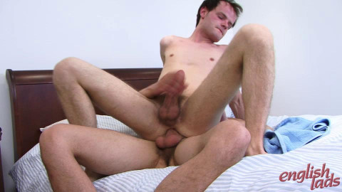 Fit  Chav  Boy  Jason  Slams  His  Long  And  Thick  Uncut  One  Into  Zacks  Willing  Hole