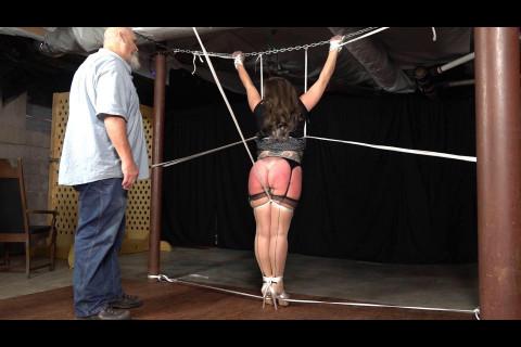 Divinity Devine: Spanking Fun