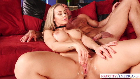 Nicole Aniston - Creampie to satisfy (2017)
