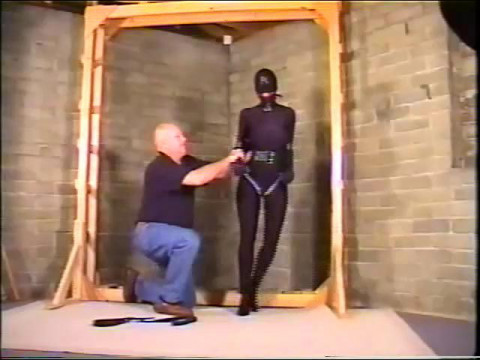 Devonshire Productions-makes her the perfect bondage