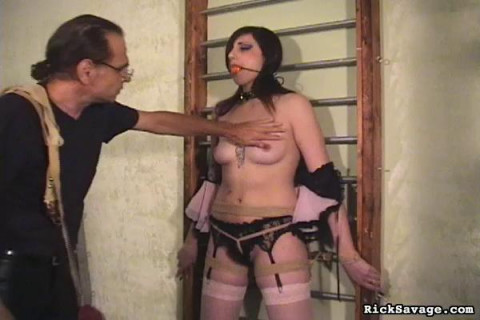 Rick Savage Bondage Videos 1