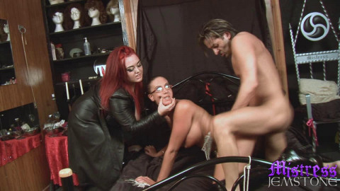 Vip Magnificent Hot Full Gold Collection Of Mistress Jemstone. Part 1.
