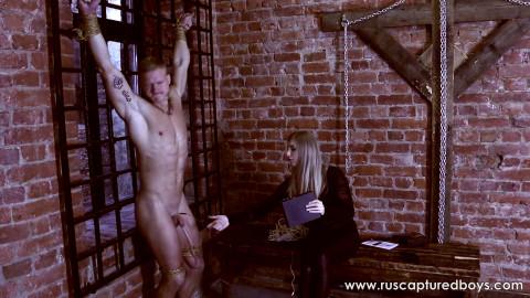 RusCapturedBoys - A New Mistress of Slave Vasiliy - Part II