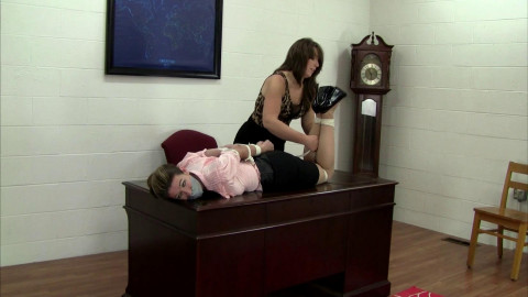 Constance & Elizabeth Andrews - After Hours Rope Mistress