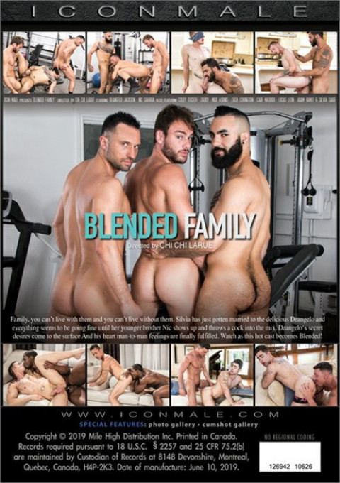 Iconmale – Blended Family (2019)